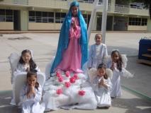 Clausura mes de Maria