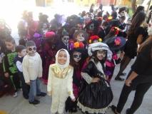 Festejo del Dia de Muertos